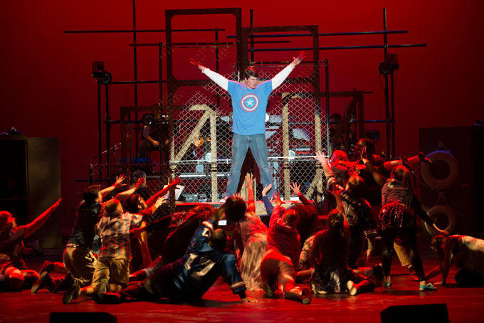 Godspell at Lyman Center