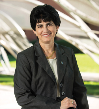 SCSU President Mary A. Papazian