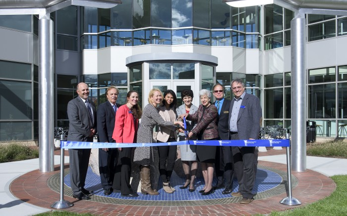 Academic Science and Laboratory Building Ribbon Cutting