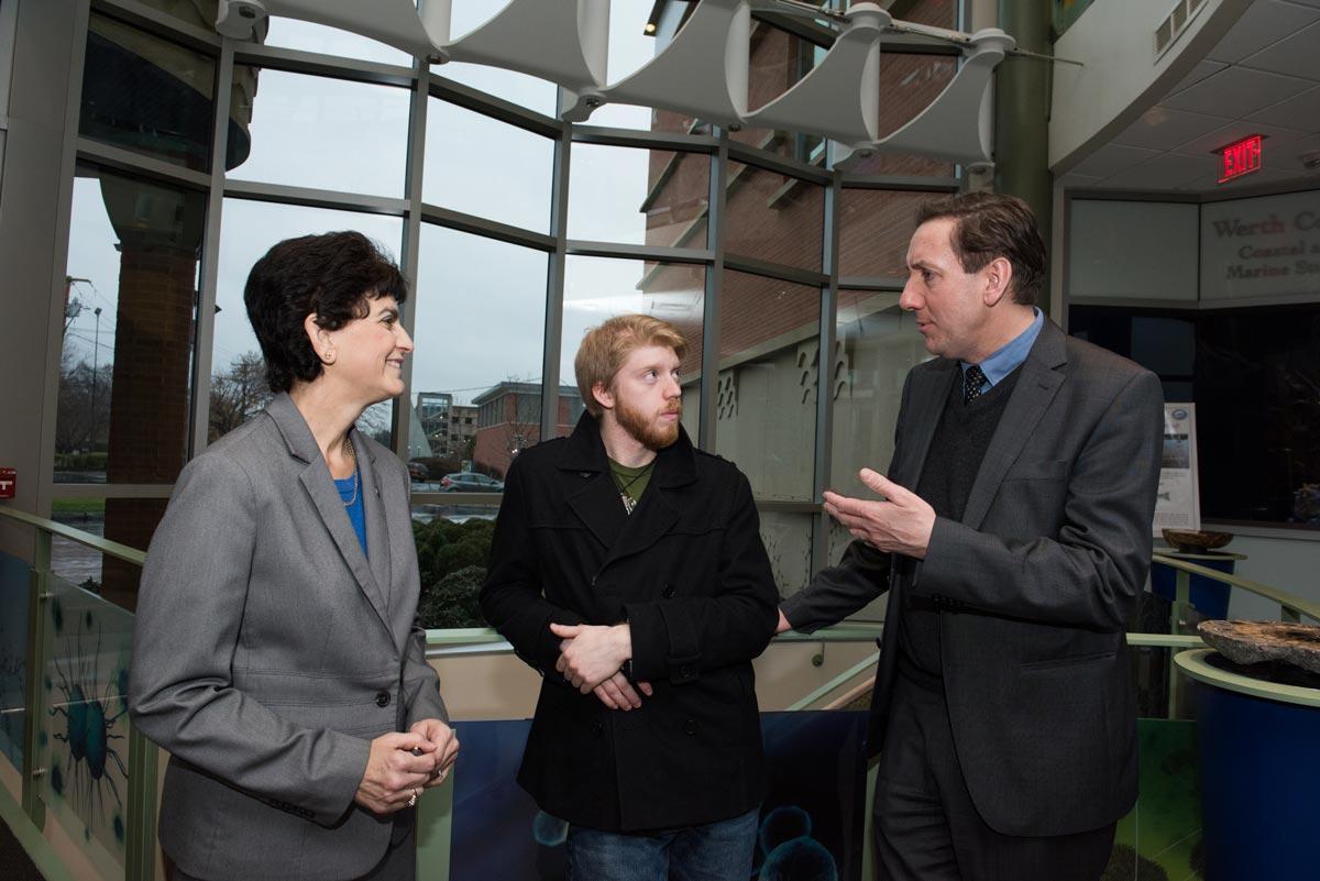Liverpool John Moores University visit