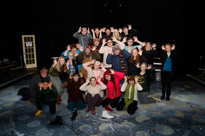 Almost Maine, Theatre Department