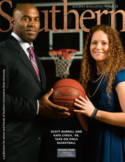 Southern Alumni Magazine, Winter 15