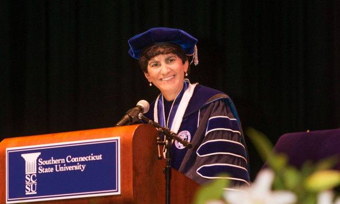 President Mary A. Papazian