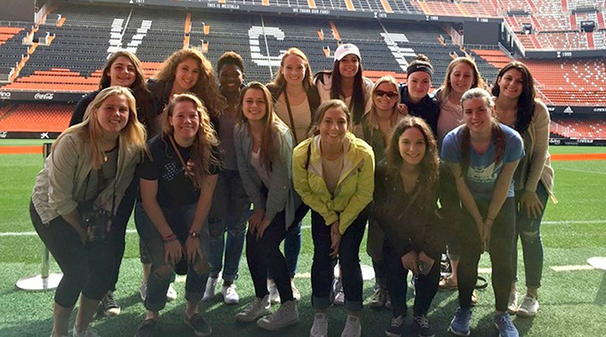 Women's Soccer Blog in Spain