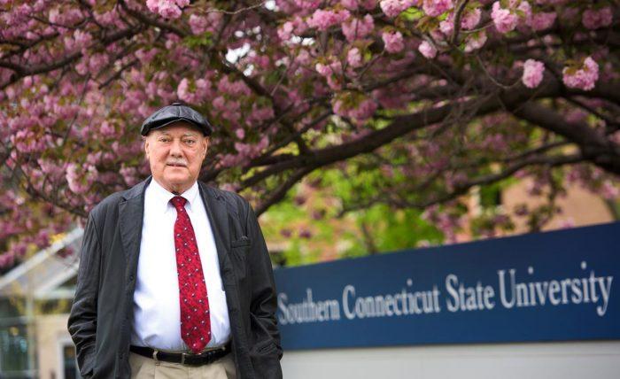 Bill Conlon, SCSU commencement candidate 2016