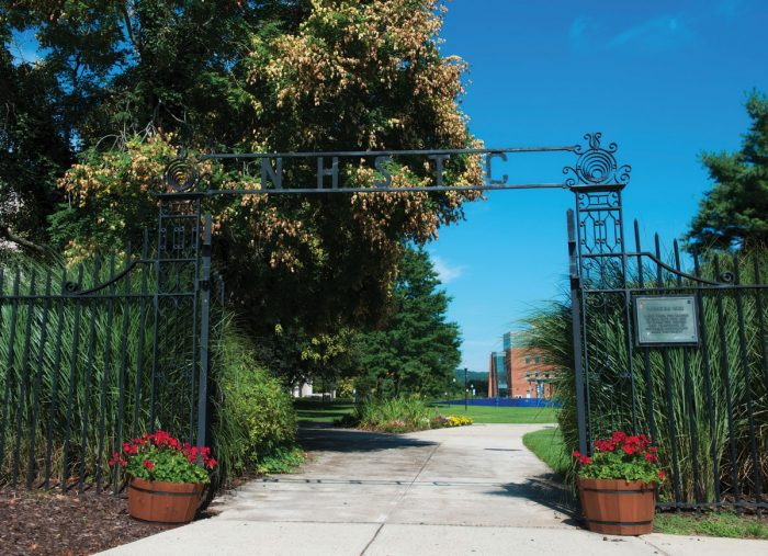 Founder's Gate