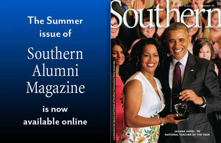 Summer issue of Southern Alumni Magazine 2016