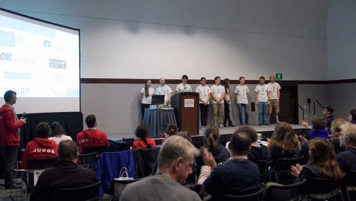 iGem 2016, Boston