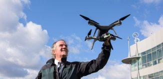 Scott Graves, drone