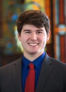 Brandon Brush, Barnard Scholar 2017