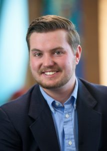 Nicholas Charnysh, Barnard Scholar 2017