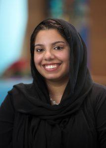 Sadia Younas, Barnard Scholar 2017