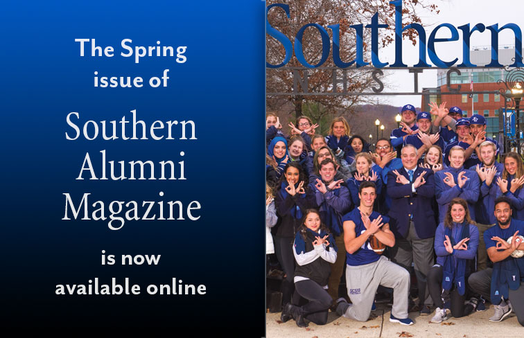 Southern Alumni Magazine Spring 2017