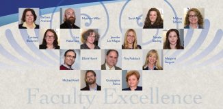 Celebration of Excellence, faculty awards