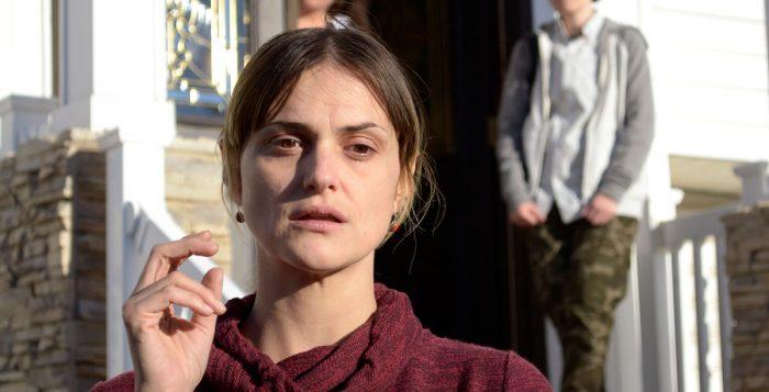 Lisa Tedesco, film student