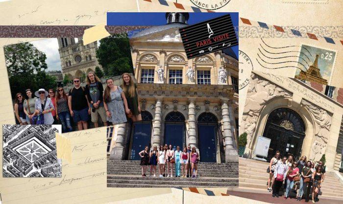 Paris Diaries 2017