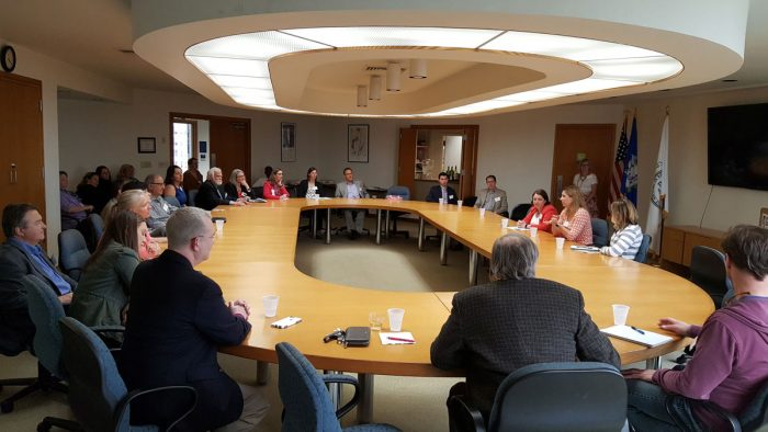Meeting of the School of Graduate Studies, Research, and Innovation