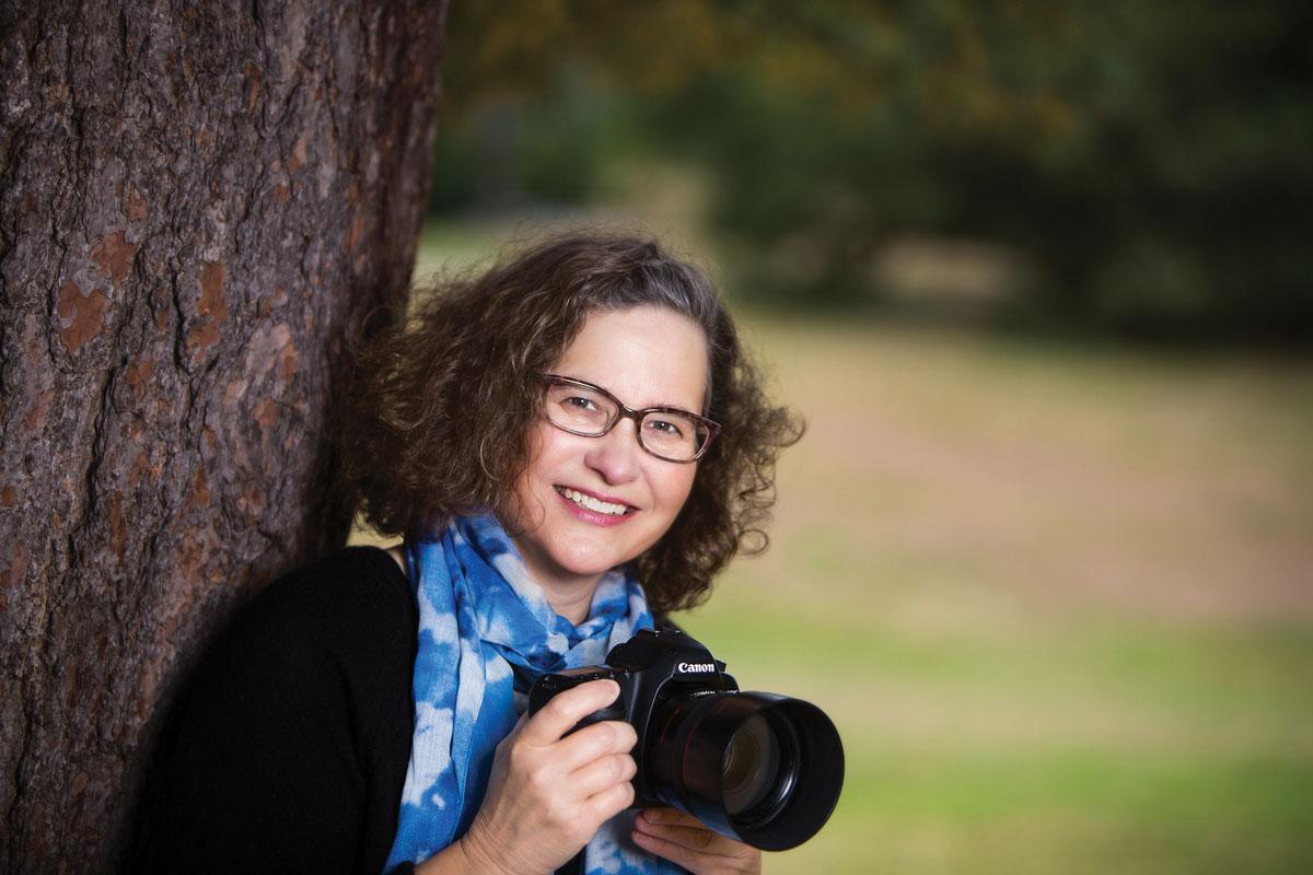SCSU University Photographer Isabel Chenoweth