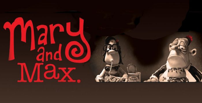 graphic for Mary and Max film