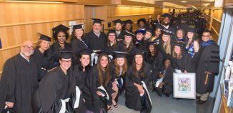 2018 graduates from SCSU Commencement
