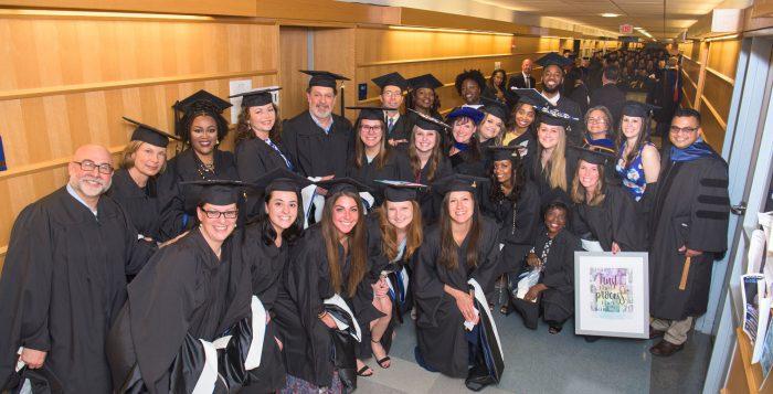 2018 graduates from SCSU Commencement