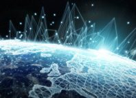 Global network graphic