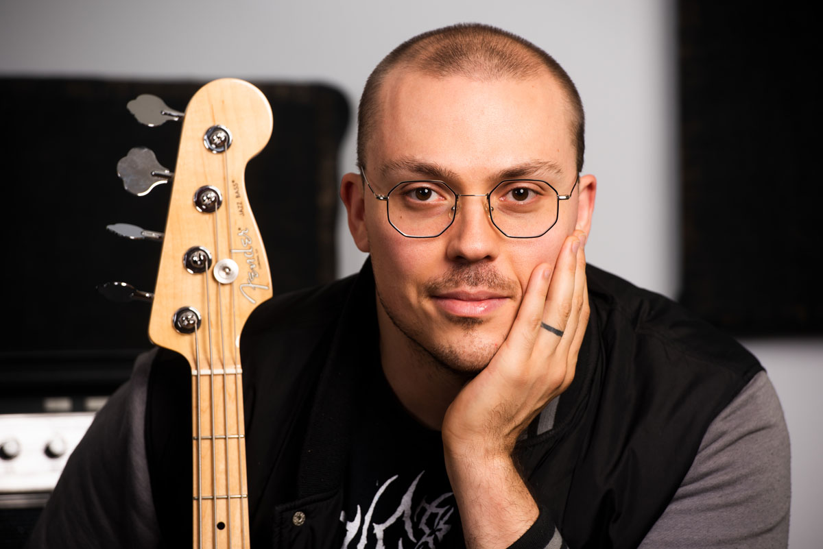 Anthony Fantano, '08, Gets Loud – News at Southern