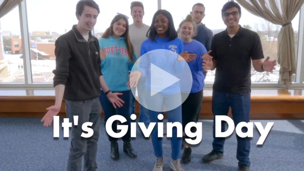 It's Giving Day
