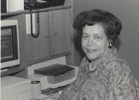 Barbara Matthews, SCSU's associate director emeritus of counseling