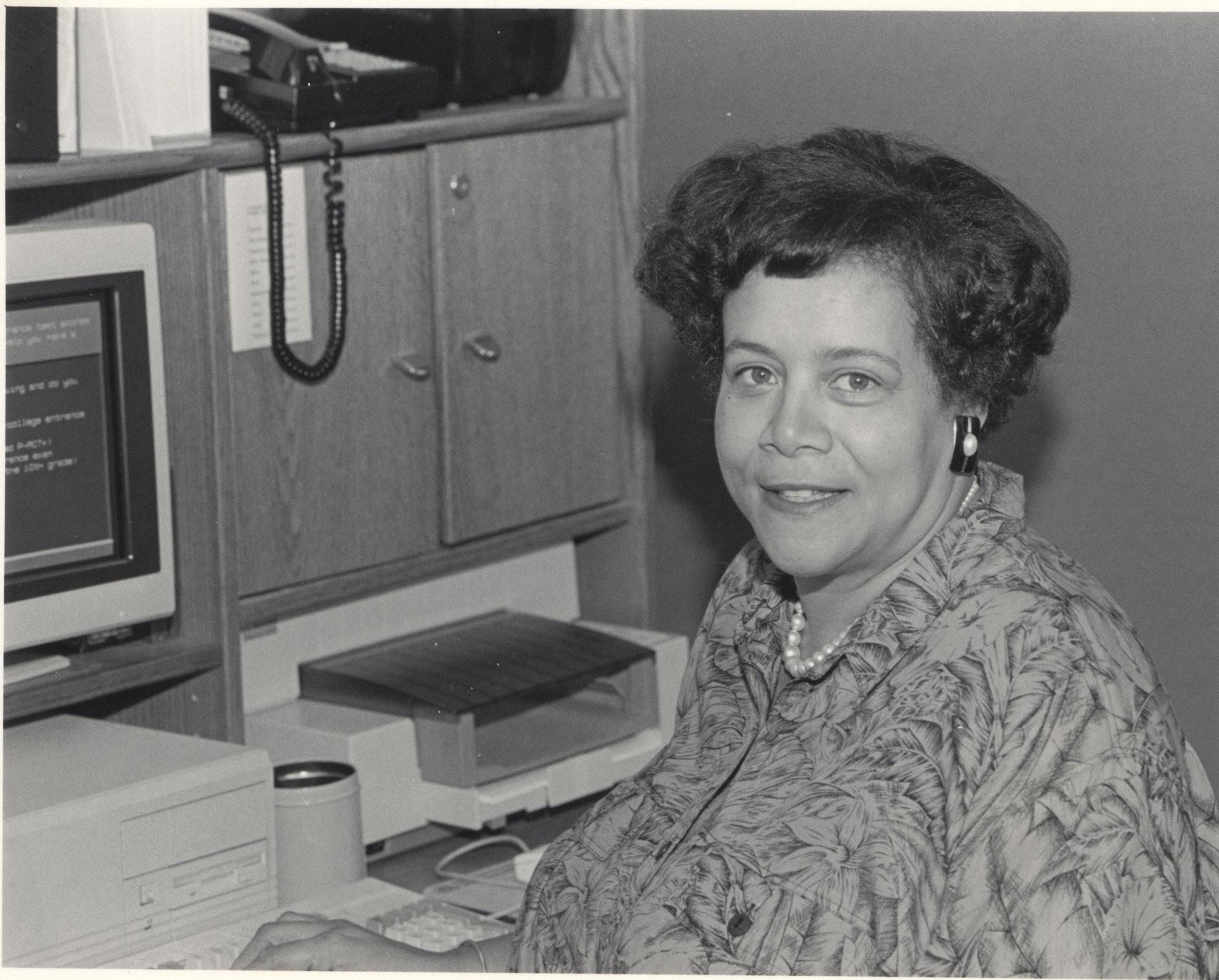 Barbara Matthews, SCSU's associate director emeritus of counseling