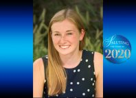 Saluting the Class of 2020, SCSU student Alexis Zhitomi