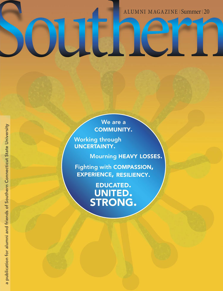 Cover of SCSU Southern Alumni Magazine Summer 2020