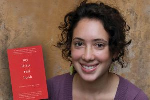 "Rachel Kauder Nalebuff, author of ""My Little Red Book"""